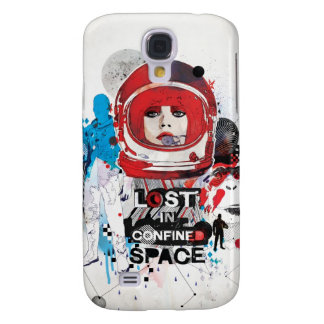 Lost in confined space galaxy s4 case