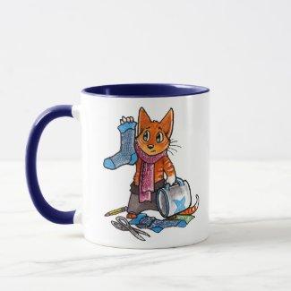 Lost in Ekwara Mug mug
