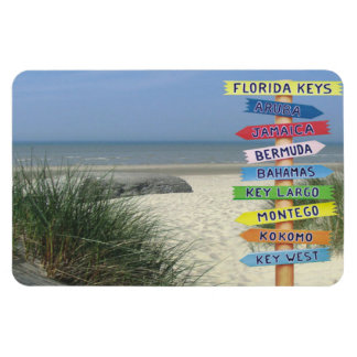 Lost in Florida Magnet