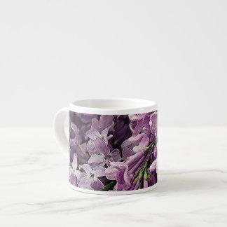 Lost in Lilac Espresso Cup