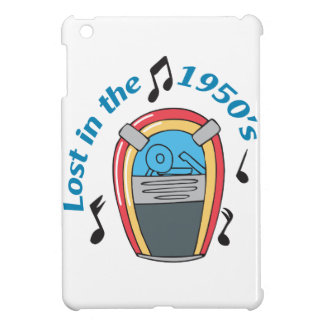 LOST IN NINETEEN FIFTIES CASE FOR THE iPad MINI