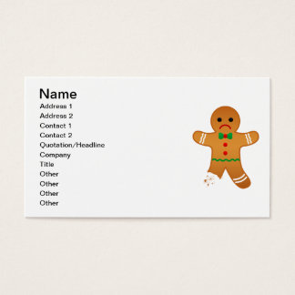 Lost in Nom Business Card