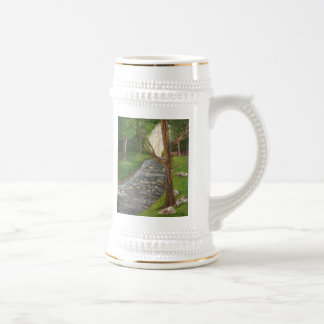 Lost in paradise coffee mug