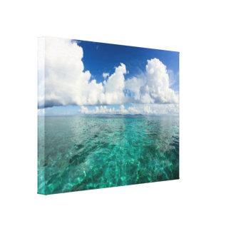 Lost In Paradise Oceans Landscape Dreams Canvas