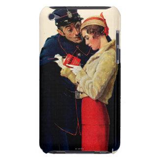 Lost in Paris iPod Case-Mate Case