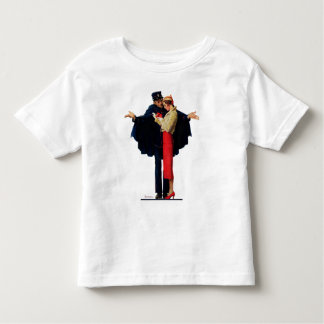 Lost in Paris Toddler T-shirt