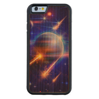 Lost In Space Carved Cherry iPhone 6 Bumper Case