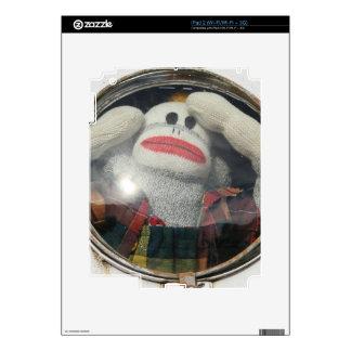 Lost in Space Monkey iPad 2 Skin