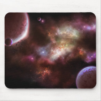 Lost in Space Mouse Pad