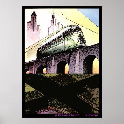LOST-in-the-City (Fine Art Print)