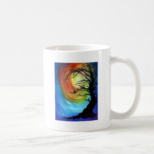 Lost in the Dark Classic White Coffee Mug