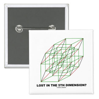Lost In The Fifth Dimension? Pins