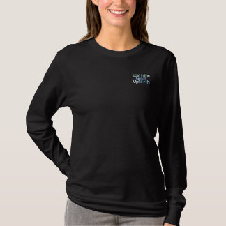 Lost in the Great UpNorth - Customized Embroidered Long Sleeve T-Shirt
