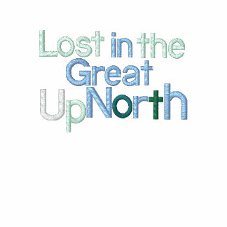 Lost in the Great UpNorth - Customized