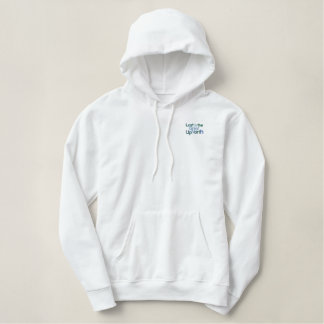 Lost in the Great UpNorth Embroidered Hoodie
