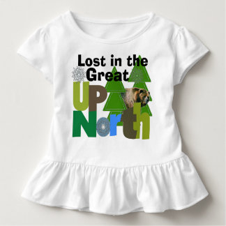 Lost In The Great UpNorth Toddler T-shirt