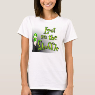 Lost in the Shuffle Tap Dance T-shirt