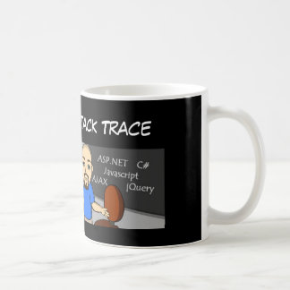 Lost in the Stack Trace Mug