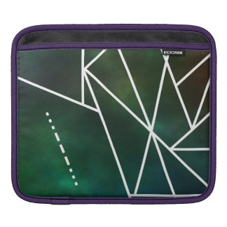 Lost In The Universe S.O.S. iPad Sleeve