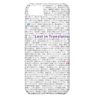 Lost in Translation iPhone 5C Case