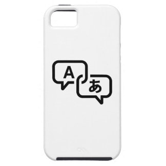 Lost in Translation Pictogram iPhone 5 Case