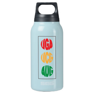 Lost in Translation Thermos Water Bottle