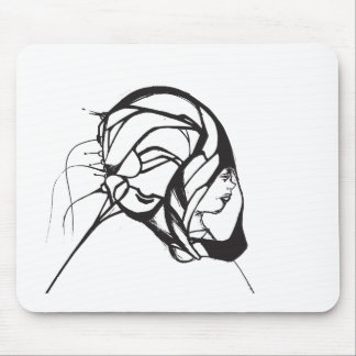 Lost in TV Mousepad