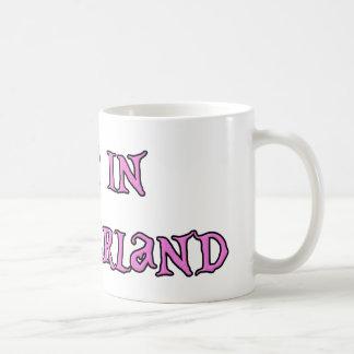 Lost in Wonderland Coffee Mug