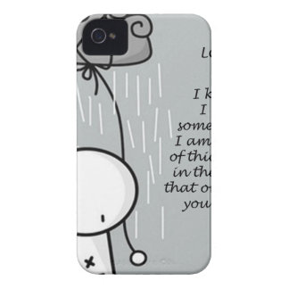 LOST iPhone 4 CASE