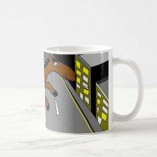 Lost Jocky Coffee Mug