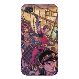 Lost Kids Airship iPhone 4 Case