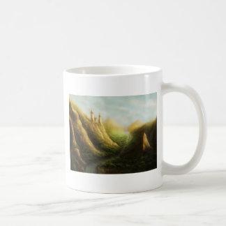 lost kingdom fantasy mug