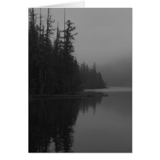 Lost Lake, Oregon Card