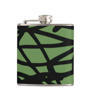 Lost lines flask