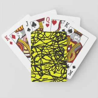 Lost lines playing cards