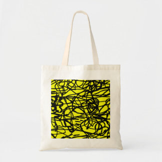 Lost lines tote bag