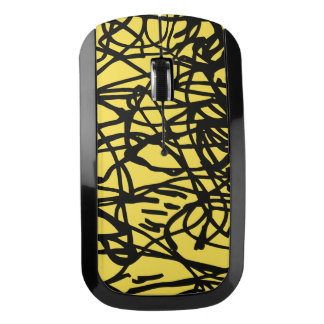 Lost lines wireless mouse
