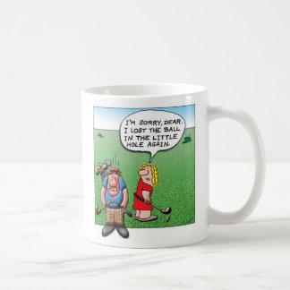 Lost Little Ball Coffee Mug