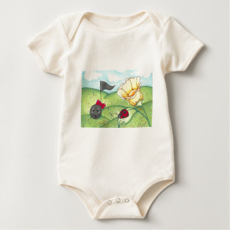 Lost Lullaby Baby Bodysuit