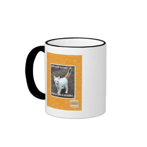 Lost Mah 1st One Ringer Coffee Mug