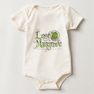 Lost Mangrove Clothing Baby Bodysuit