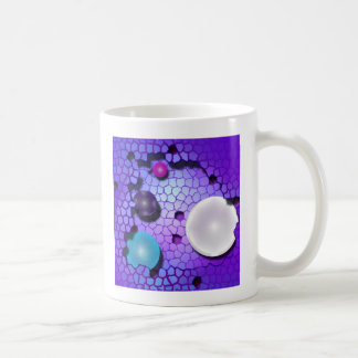 Lost Marbles Classic White Coffee Mug