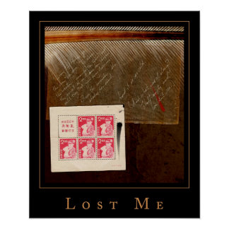 lost me page 01 poster
