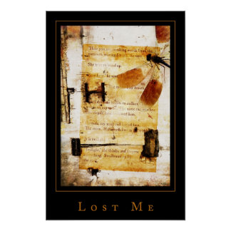 lost me page 03 poster
