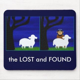 LOST zazzle_mousepad