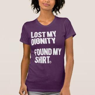Lost My Dignity Found My Shirt – Fresh Threads