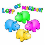 Lost My Marbles Parody Photo Cutout