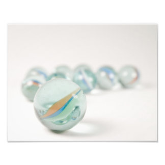 Lost My Marbles Photo Print