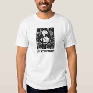 LOST MY PERSPECTIVE AND MIND DEJA-VU T-Shirt