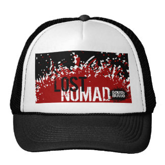 Lost Nomad Explode Trucker Hat
